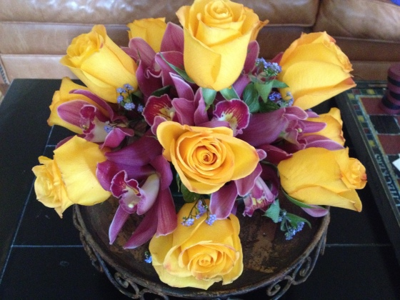 Kerios Roses and Orchids